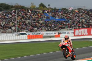 Marquez: Something you can only fix with surgery...
