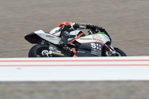 Moto2 Valencia - Warm-up Results