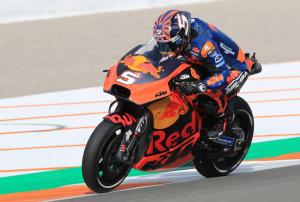 Zarco: Corner entry difficult, why I'm a bit slow