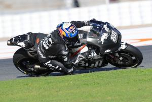 Oliveira 'brakes' in with KTM Tech3
