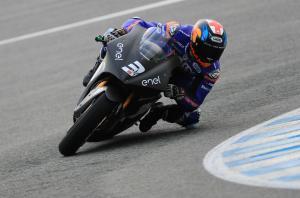 Rider reaction after MotoE debut
