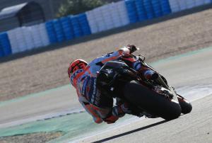 Jerez MotoGP test times - Thursday (1pm)