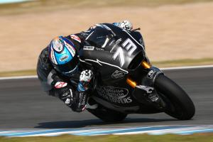 Jerez Moto2 test times - Thursday (Session 1)