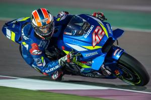 Rins, Suzuki set sights on victory