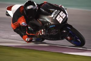 Qatar Moto3 test times - Saturday (FINAL)