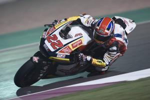Qatar Moto2 test times - Saturday (FINAL)