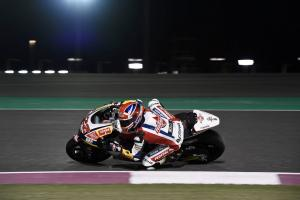 Qatar Moto2 test times - Combined