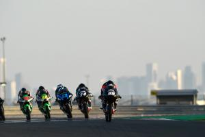 Qatar Moto3 test times - Sunday (FINAL)