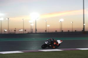 Qatar Moto3 test times - Sunday (Session 2)