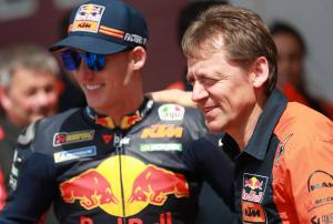 Espargaro: KTM trying so many things, evolution is harder