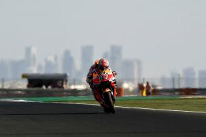 Marquez: Two crashes, worst circuit, front row