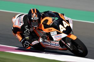 Moto3 Qatar: Record pace in practice pushes Canet to the top