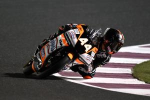 Qatar Moto3: Canet claims first pole of the season in Losail