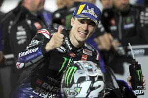 Vinales: We'll try to be smart, ready at the end