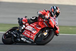 Qatar MotoGP - Warm-up Results