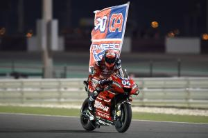 Dovi wasn't worried about spoiler protest