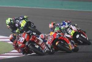 Qatar MotoGP - Race Results
