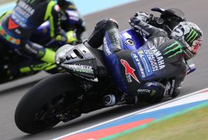 "Vinales at ""full strength"", changing small things for podium"