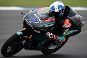 Moto3 Argentina - Warm-up Results