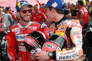 Dovi: 'Big picture' when Marquez unbeatable