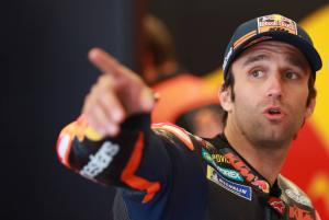 Zarco: I feel sad… sad to be slow