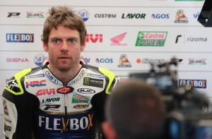Crutchlow 'pissed' at losing 'easy podium'