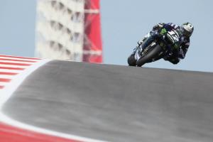 Vinales remains lifted by matching front pace at Americas MotoGP