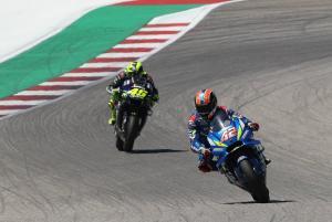 Austin MotoGP - Race Results