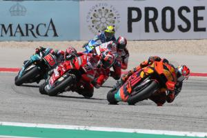 Pol 'super-proud' of KTM progression