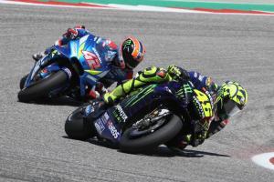 MotoGP Gossip: Rossi: Rins a title contender, Marquez still favourite