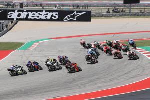 'My feet came off' - riders ask for COTA changes