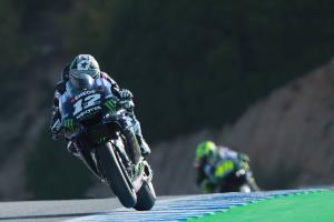 Spanish MotoGP - Qualifying (1) Results