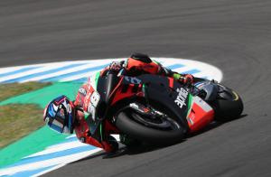 Smith explains 'sore' FP2 high-side