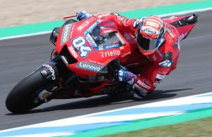 Dovi wary of 'stronger' rivals but confident on Ducati in 300th GP