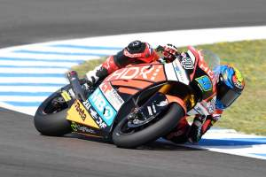 Moto2 Jerez - Qualifying Results