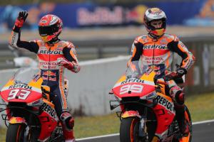 Marquez 'it can be a fun race', Lorenzo 'closer'
