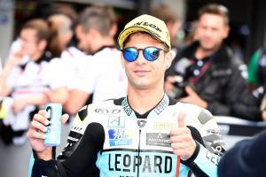 Moto3 Jerez: Late push sees Dalla Porta grab maiden pole