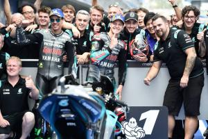Petronas Yamaha: We're in a dream situation