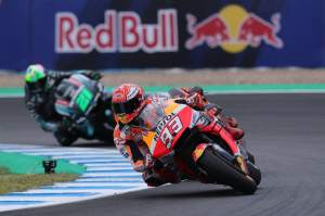 Spanish MotoGP, Jerez - Warm-up Results