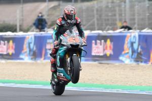 Jerez MotoGP test times - FINAL