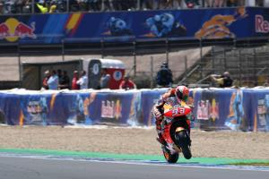 Marquez: More power, more difficult