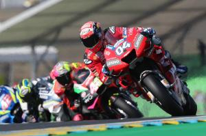 Dovizioso: Ducati in the pack at Le Mans