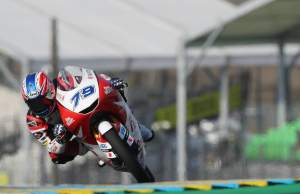 Moto3 Le Mans - Free Practice (2) Results