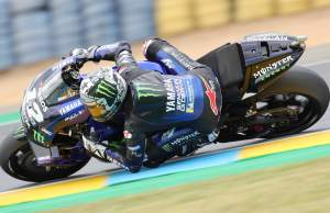 Vinales fastest, 'must keep working'