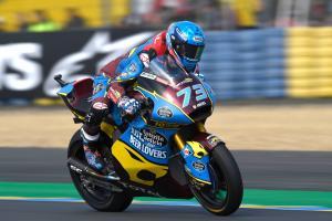 Moto2 Le Mans - Hasil Balapan