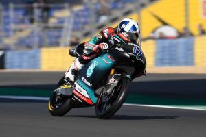 Moto3 Le Mans - Hasil Balapan