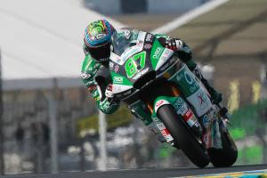 Moto2 Le Mans - Warm-up Results