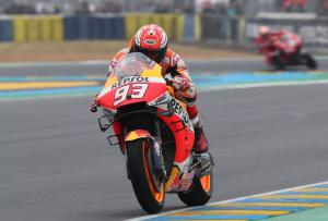 French MotoGP - Full Qualifying Results