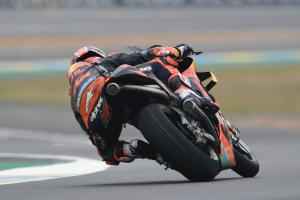 Zarco: To miss Q2 ... I was on fire inside