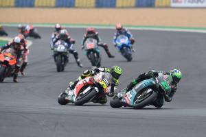 Morbidelli: Best feeling so far